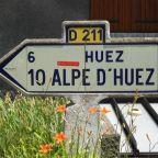 Französische Alpen, 28.06. – 04.07.2009