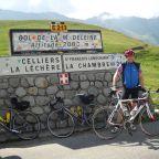 Französische Alpen, 2. Etappe